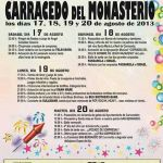 Fiestas de Carracedo 2013
